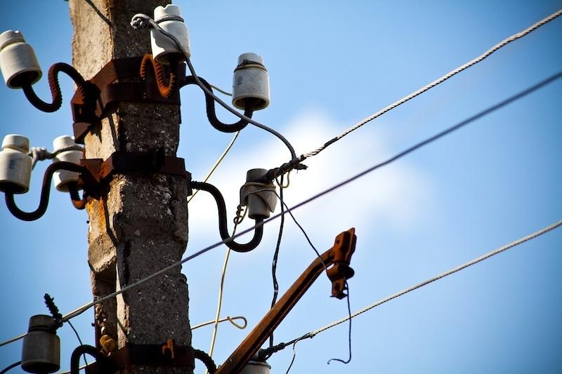 В посёлке Кулаковка Астраханской области оснастили электричеством улицы