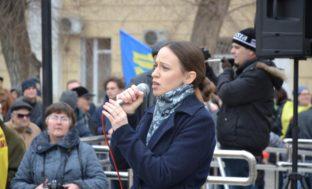 Елена Шеина: о выборах в Гордуму, материнстве, диссертации и Анатолии Гужвине