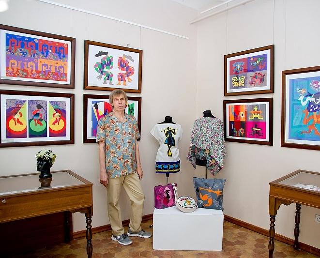 Жил-был художник один: интервью с Вячеславом Новичковым