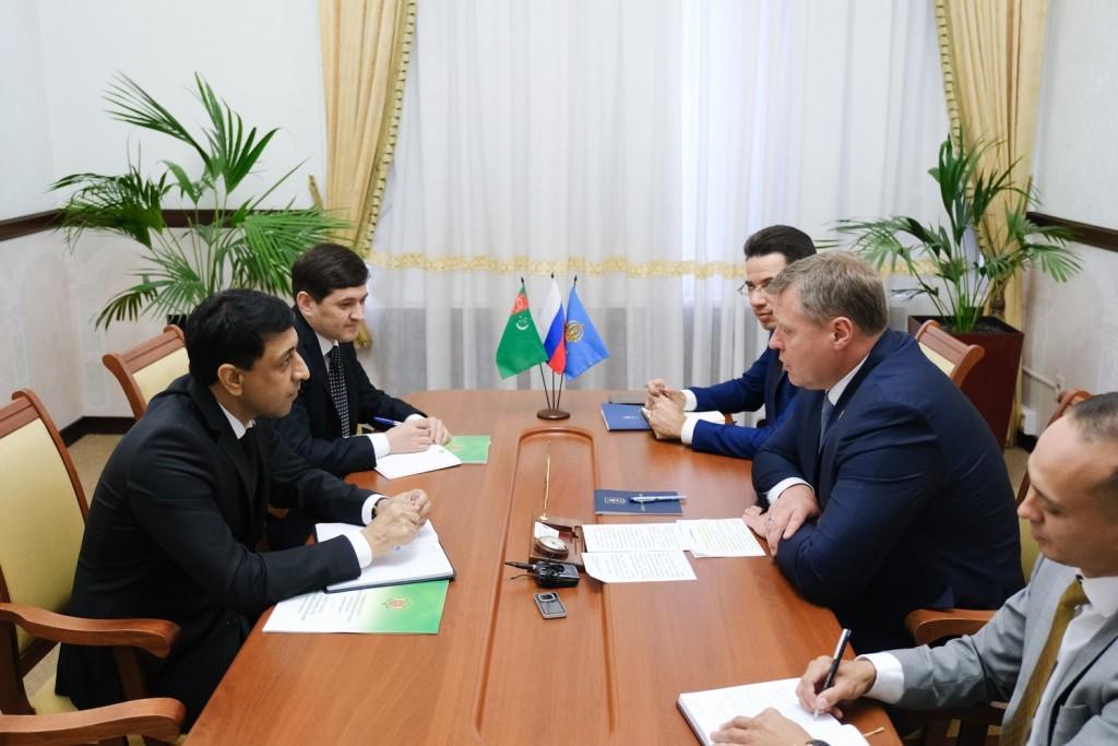 Астраханские судостроители ведут переговоры с туркменскими партнерами по строительству серии судов для Туркменистана
