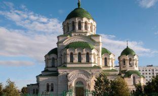 В Астрахани отреставрируют храм Святого Владимира