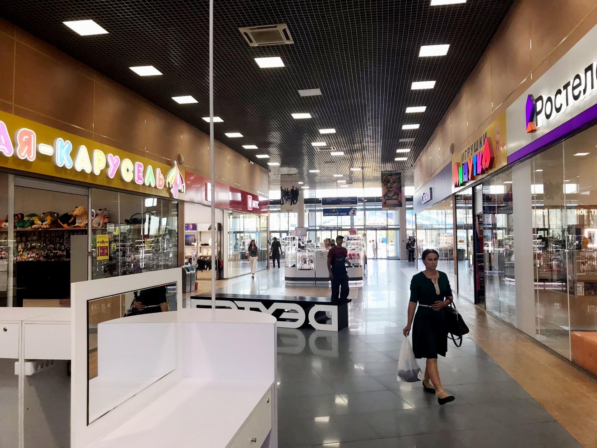 Астраханские торговые центры приходят в себя после коронавирусного кризиса