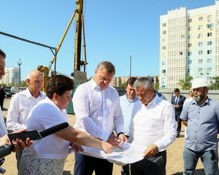В микрорайоне Бабаевского появится новая школа и детский сад
