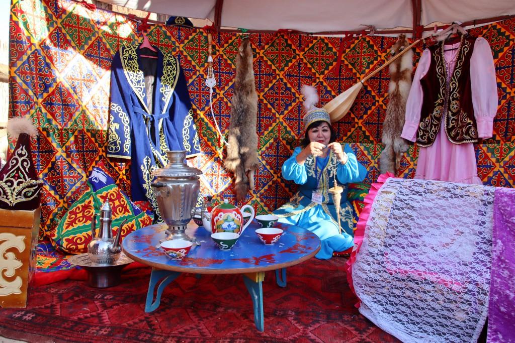 «На земле Кочевников»: в Астрахани  этно-праздник посетили больше тысячи человек