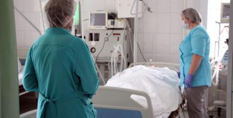 Ещё одной жертвой COVID-19 стала 57-летняя астраханка