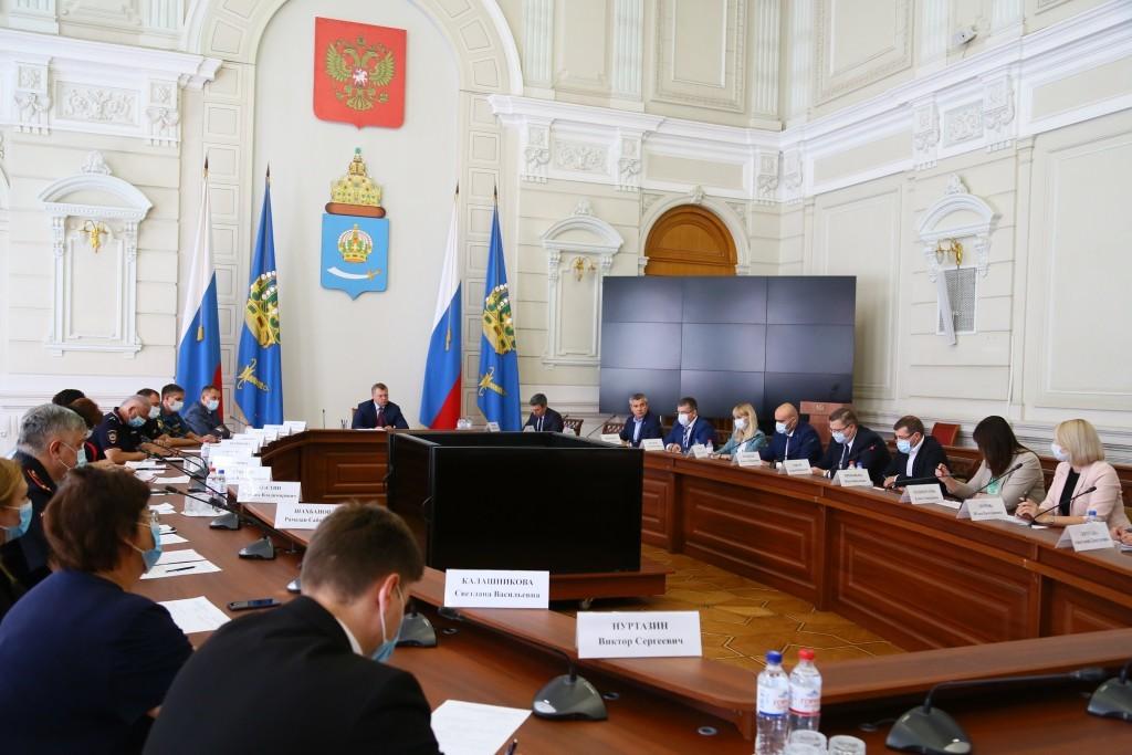 Масочный режим в Астрахани может ужесточиться