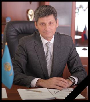 Скончался директор колледжа строительства и экономики АГАСУ Сергей Рясков