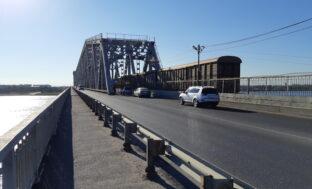 Сегодня в Астрахани ограничат движение по Старому мосту