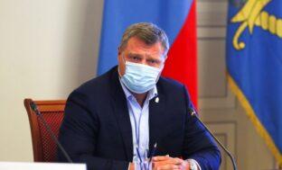 Игорь Бабушкин обратился к астраханцам и заявил о частичной самоизоляции
