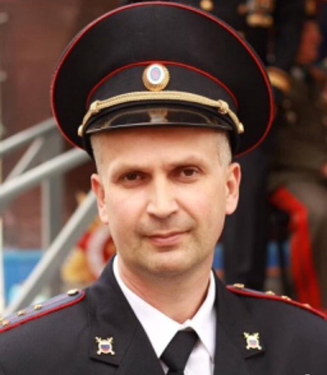 Не стало сотрудника пресс-службы УМВД России по Астраханской области Дениса Петрова