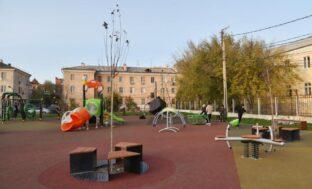 Городские власти решили доработать благоусройство в парке Дружба