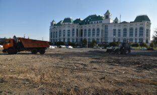На одной из улиц Астрахани появится новая парковка