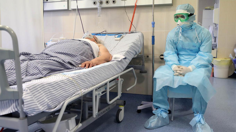 В Астрахани от ковид умерли две пациентки: подробности