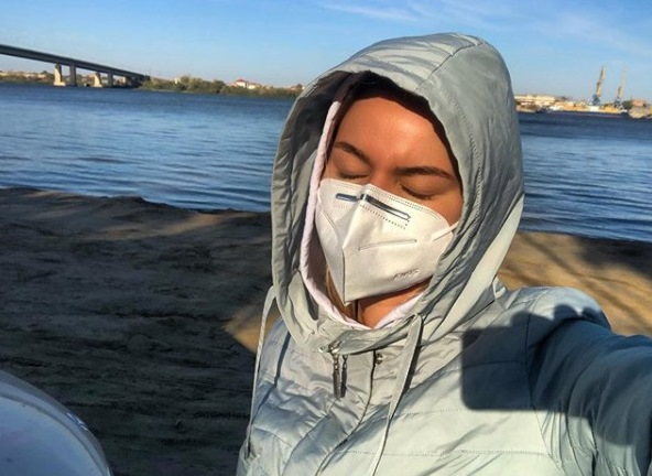 Анна Сары: «Мне 29 лет и у меня поражение лёгких 25-50%»