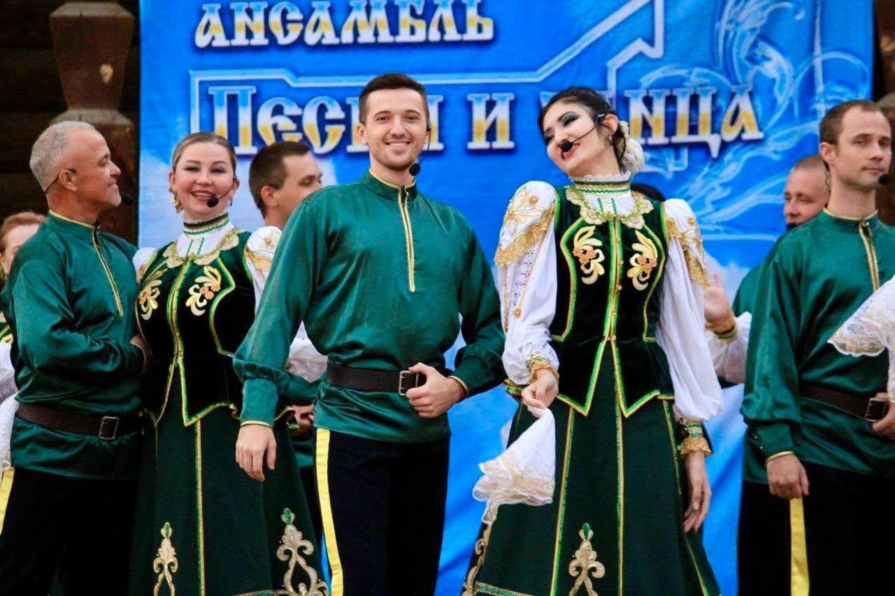 Дмитрий Семигласов – золотой голос Астрахани