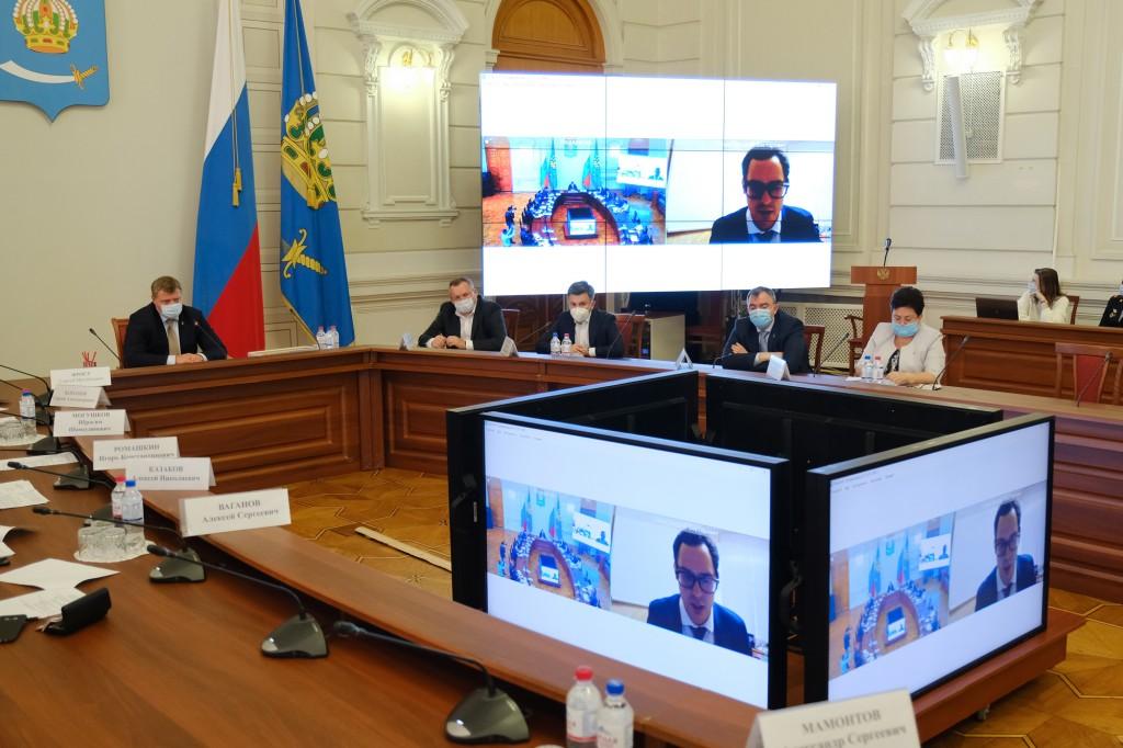 Игорь Бабушкин предложил вернуть добровольную народную дружину на улицы Астрахани