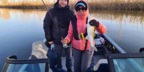Рома «Зверь» вернулся в Астрахань на рыбалку