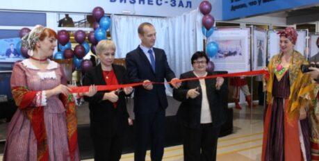 Астраханский аэропорт официально присвоил имя Бориса Кустодиева