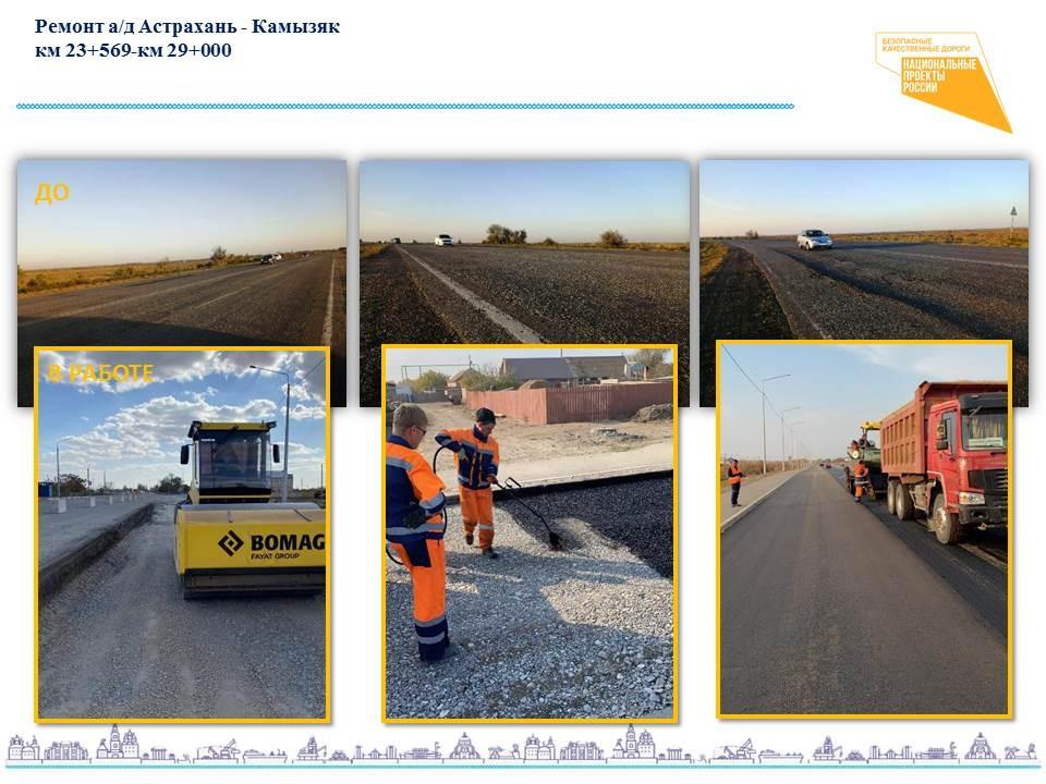 В Астрахани ремонт дорог обсудили онлайн