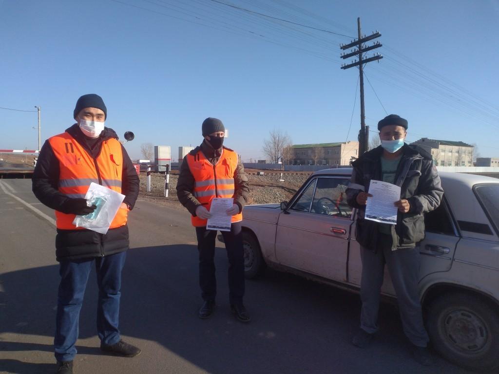 За прошлый год не допущено ни одного ДТП на переездах в Астраханском регионе ПривЖД