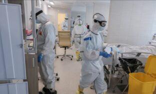 В Астрахани растёт число заразившихся COVID-19 и коэффициент распространения