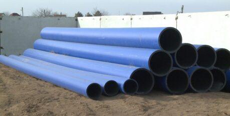 В конце года планируют сдать новый водопровод в селе Началово